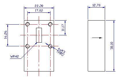 南京元强微波科技 环行器 隔离器 微波无源射频器件